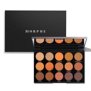 brand new morphe palette